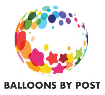 balloons by post big logo